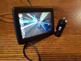 Tomtom GPS sat navigator Full Europe