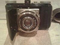 Kodak Retina (type 118) Schneider Xenar 5cm f 3.5 lens