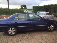 PEUGEOT 406 CHEAP WORK HORSE