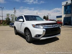 2016 Mitsubishi Outlander GT-ONE OWNER-ACCIDENT FREE-LOW MONTHLY