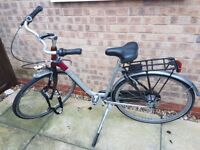 Gazelle City Lite Line (carbon) bike / cycle - £200 negotiable