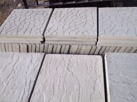 Large quantity of brand new patio slabs to clear Can deliver all over