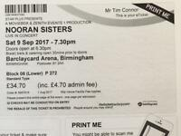Nooran sisters concert tickets -2