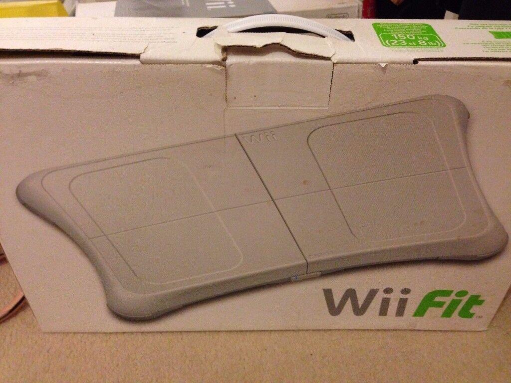 Wii & Wii Fit Board