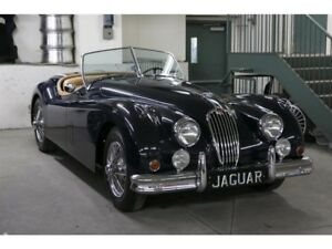 1955 Jaguar Unlisted Item Jaguar XK140 Roadster MC 0TS - Spectac