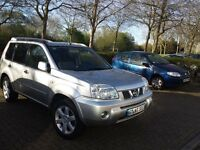 LHD Nissan Xtrail 4x2, 2007 Model with German Reg in Perfect Condition