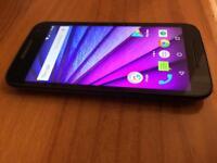 Motorola Moto G (3rd Gen) Black