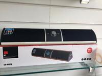 Long Bluetooth Speaker