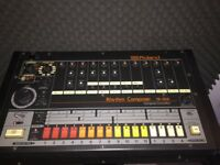 Roland TR 808 in splendid working conditions