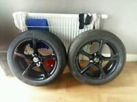 Vw wheel bķ racing