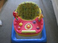 Perfect Condition Baby Walker