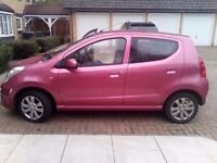 GREAT VALUE 09 Suzuki Alto SZ4. Top Model. Low milage.Cheap to run, tax, insure. Low price as Cat C