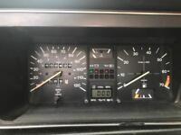 Golf Mk1 Cabriolet gti speedometer / clocks can post breaking