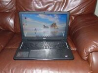 dell laptop 15 AMD9 3.2GHZ 8GB RAM 1TB HDD less than one year old