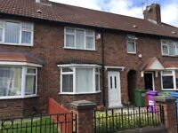 Colwell Close L14 - Three bed renovated house to let in quiet cul de sac