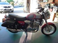 IMMACULATE TRIUMPH 900 1997 THUNDERBIRD GENUINE AND TRULY AMAZING , DONE 7095 MILES.