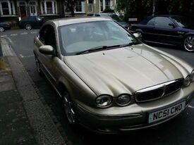 Jaguar X-Type 2.0 Petrol