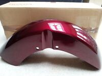 BRAND NEW GENUINE HONDA SHADOW VT VT750 C4 CRUISER 2004 FRONT FENDER MUDGUARD BRAND NEW GENUINE