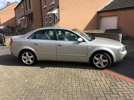 Audi A4!