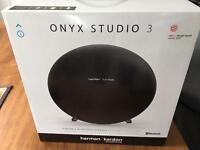 Harman/Kardon Studio Onyx 3 Portable Speaker
