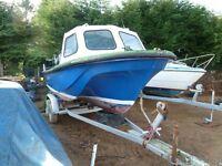 Taskforce 550 Commercial Workboat