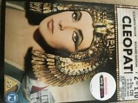 Cleopatra Dvd