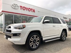 2015 Toyota 4Runner Limited, Running Boards, Off Lease, Navigati