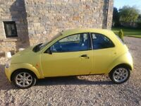 Ford ka with quote to pass MOT - spares/parts or fix up to run for a year or so (offers considered)
