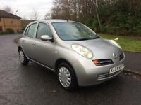 Nissan Micra 1.2 16v SE IDEAL FIRST CAR LOW INSURANCE 2005 (54 reg),