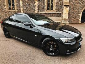 BMW 320i e92 M Sport Automatic Modified 320 iDrive