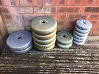 York weight plates