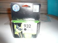 INK CARTRIDGES HP 932XL Ink cartridge - 1-pack Black - 1000 pg