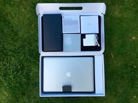 "15"" MacBook Pro (Late 2011) Core i7 2.4Ghz / Antiglare / 8 GB RAM/ SSD"