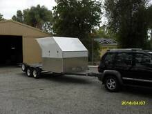 Motorhome racecar car carrier trailer Perth Region Preview