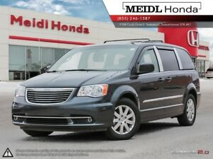 2014 Chrysler Town & Country Touring $160 Bi-Weekly PST Paid