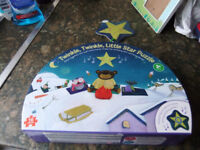 Twinkle Twinkle Puzzle With Musical Button