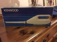 kenwood electric knife KN300 - boxed