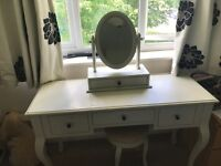 Laura Ashley used dressing table, good condition, £95