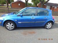 Renault Megane 2005 1.6 16V