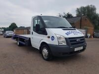 FORT TRANSIT RECOVERY TRUCK, NO VAT, LOW MILES, VERY CLEAN CAB