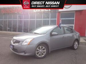 2012 Nissan Sentra 2.0-ALLOY RIMS-ONE OWNER-CLEAN CARPROOF-IN VE
