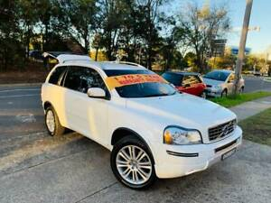 MY15 2014 Volvo Xc90 TURBO DIESEL 7 Seater LOGBOOKS 1 Owner 2 Keys A1 Sutherland Sutherland Area Preview