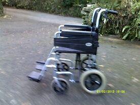 Lightweight Wheelchair .