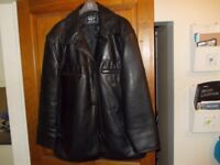 Black Jacket - Men's Brand New XL Reportage Jacket