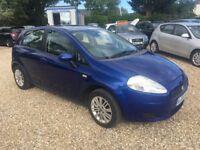 2006 56 Fiat Punto 1.2 12 Months Mot