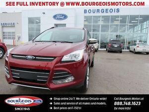 2016 Ford Escape SE 4WD PWR PANORAMA ROOF NEW 201A