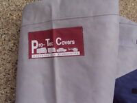 Pro Tec Caravan towing cover