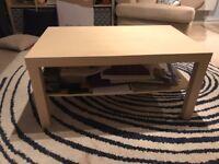 Ikea Lack Coffee table - Birch Effect