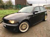 ////BMW 120D Sport ////163bhp ////12 months mot -imaculate condition