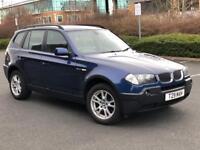 2006 BMW X3 2.0D SE 4X4